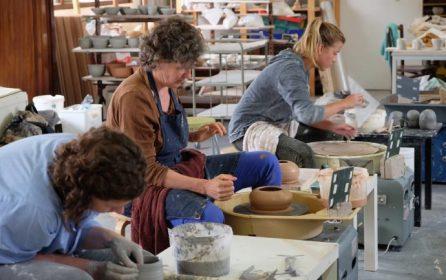 Keramiekworkshops op maat