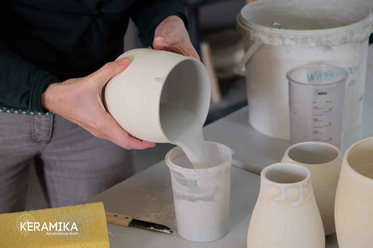 glazuren atelier keramika