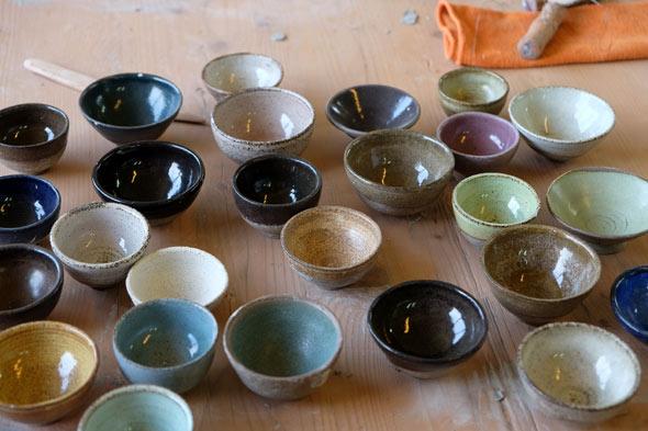cursus glazuren keramika