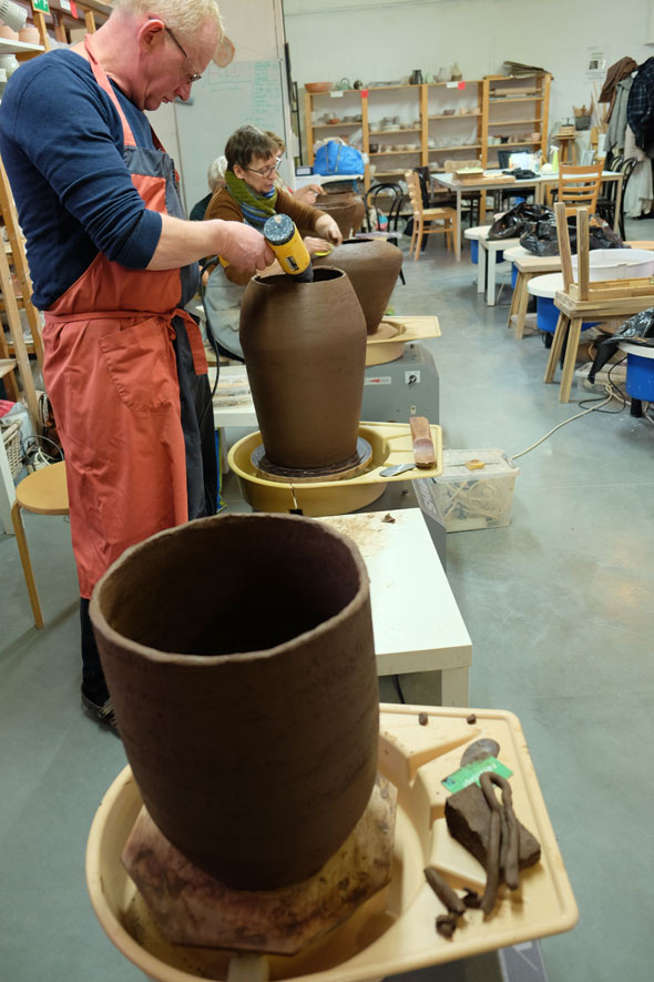 Masterclass groot opbouwen keramiek