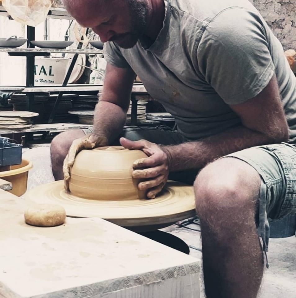 privésessie keramiek - teambuilding - vrijgezellen