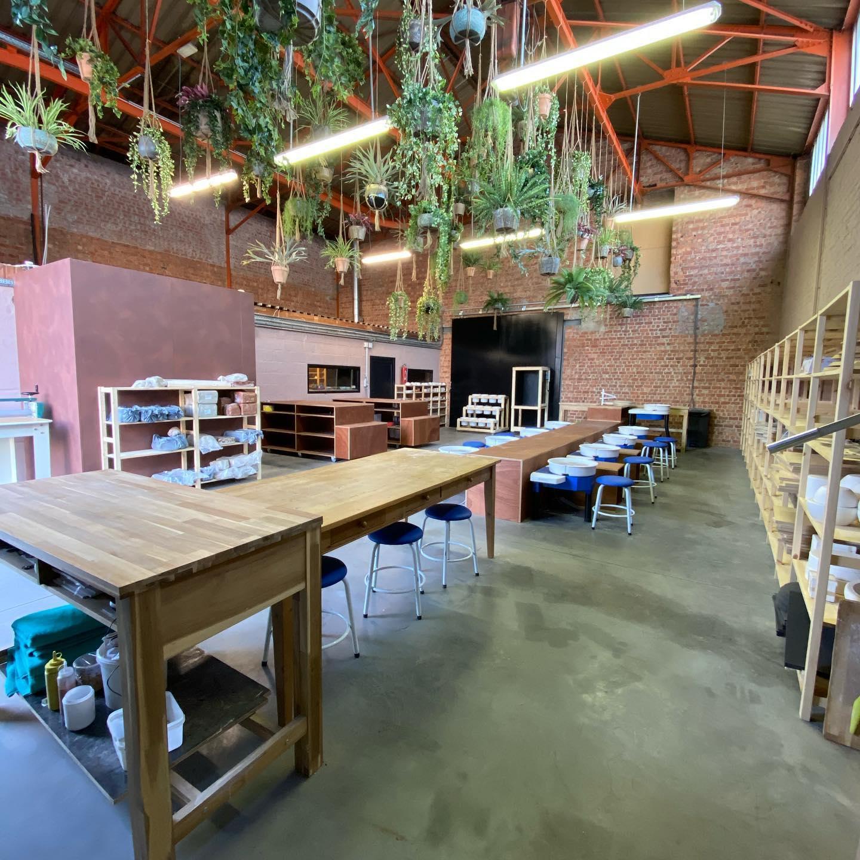 Atelier Claymates - keramieklessen Keramika
